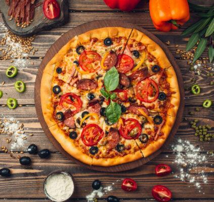 Mejores pizzas Benalmádena